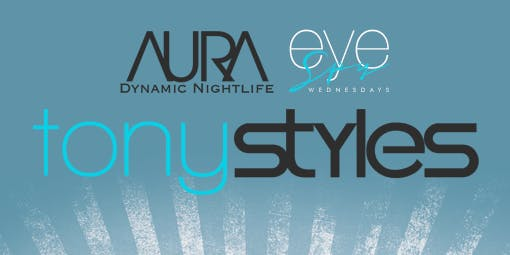 Eye Spy Wednesdays ft. Dj Tony Styles |09.18.19|