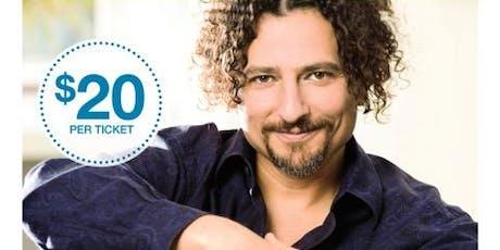 Thrive Organic presents David Avocado Wolfe tickets