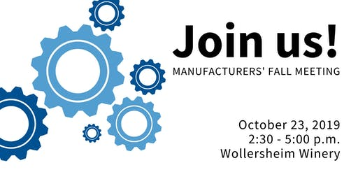 2019 South Central Wisconsin Manufacturing Councils' Fall Meeting