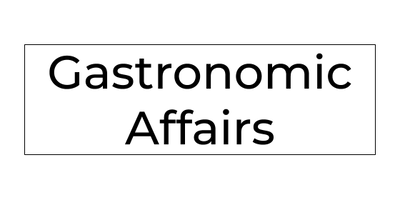Gastronomic Affairs Conference 2020