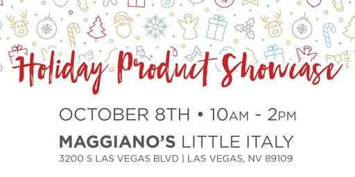 Holiday Product Showcase - Las Vegas