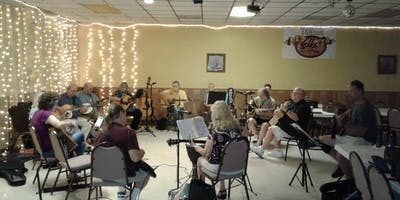 Entertainment by the Jacksonville Acoustic Group