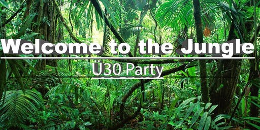 Welcome to the Jungle - DIE Ü30 Party - Dachau feiert für den Amazonas