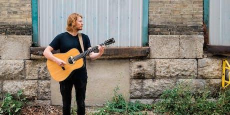 Noah Derksen w/ Campbell Woods LIVE on Elgin (Ottawa, ON) tickets