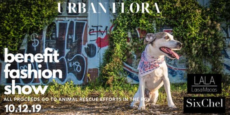 """Urban Flora"" by LALA - Rescue Animal Benefit Show tickets"