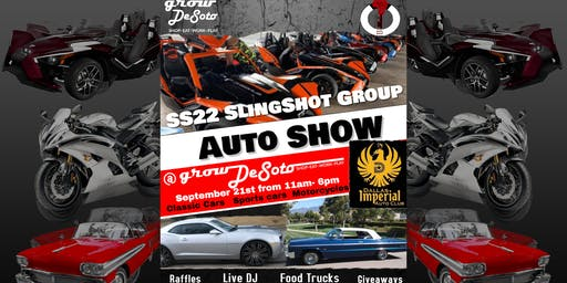 Grow DeSoto Auto Show
