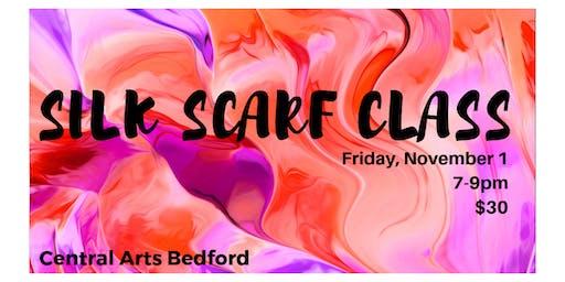 Silk Scarf Class Bedford