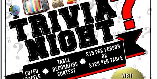 APRI STL Trivia Night