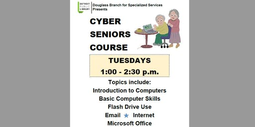 CYBER SENIORS 14 WEEK COURSE