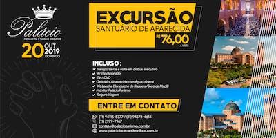 Excursão Santuário Aparecida 20/10/2019 - Saindo de SP