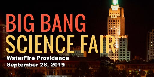 Big Bang Science Fair at WaterFire Providence