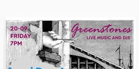 Greenstone  tickets
