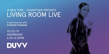 DUVV / Living Room Live tickets