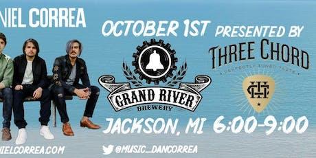Daniel Correa - Free Concert in Jackson, MI tickets