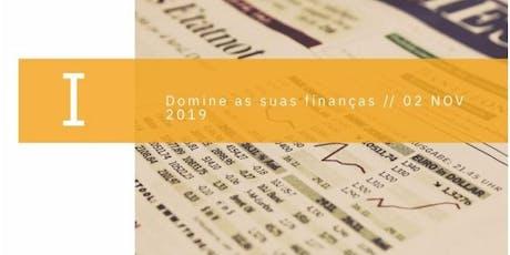 Domine as suas finanças - Modulo I ingressos