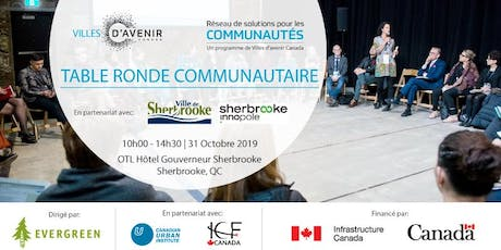 Table ronde communautaire | Sherbrooke, QC tickets