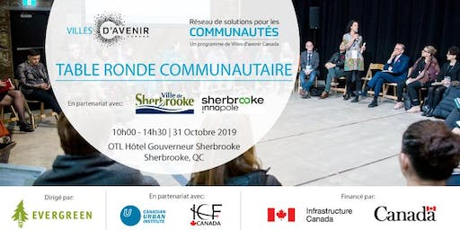 Table ronde communautaire | Sherbrooke, QC