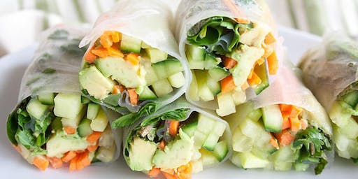 Make Fresh Vietnamese Spring Rolls