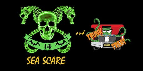 SEA SCARE & TRUNK OR TREAT tickets