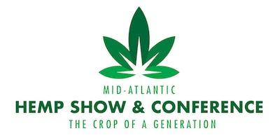 MID-ATLANTIC HEMP TRADE SHOW & CONFERENCE