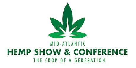 MID-ATLANTIC HEMP TRADE SHOW & CONFERENCE tickets