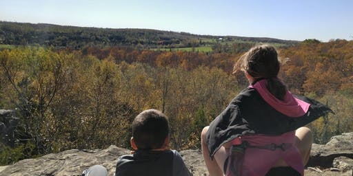 Family Nature Day - Hiking the Bluffs - October 4, 2019