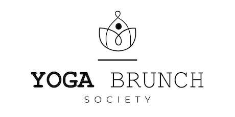 Yoga Brunch Society X Yogaxgaby + Brother Hubbard tickets