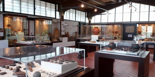 Tour all'Antiquarium di Lucrezia Romana