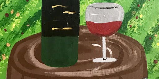 Paint and Sip at Solis Winery