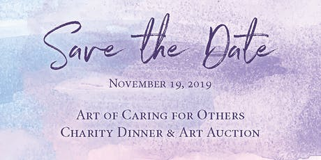 Art of Caring for Others Charity Dinner & Art Auction tickets
