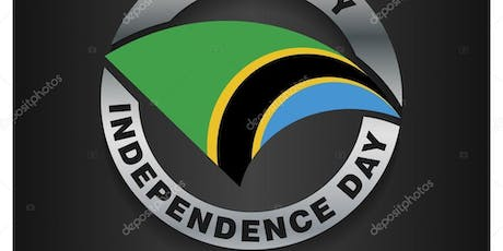 The 58th Tanzania Independent Day tickets