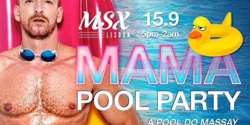 MAMA Pool Party