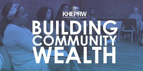 Community Wealth Building Brunch tickets