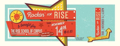 Rockin' for Rise at BUS tickets