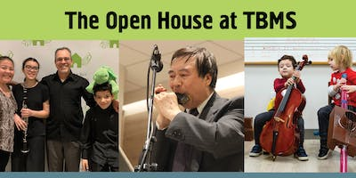 2019 TBMS Open House and Birthday Party!