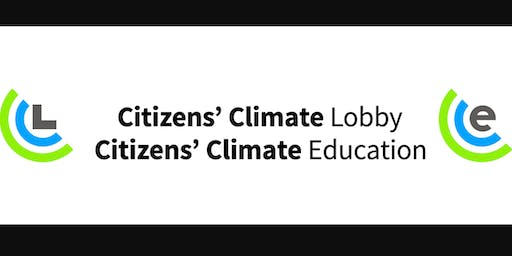 Sept 18, 2019 Honolulu Citizens' Climate Lobby Monthly Meeting