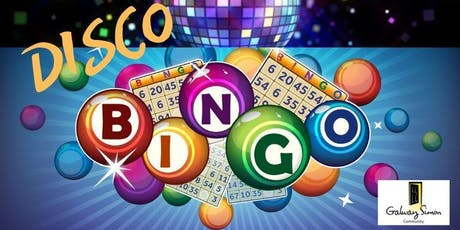 Disco Bingo for Simon tickets