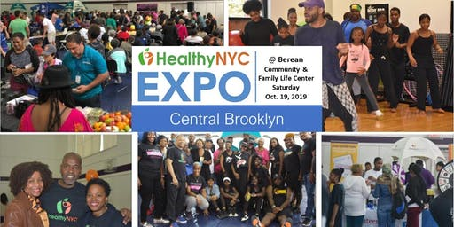 Healthy NYC Expo Series | Berean Community & Family Life Center in Bed Stuy/ Crown Heights, Brooklyn