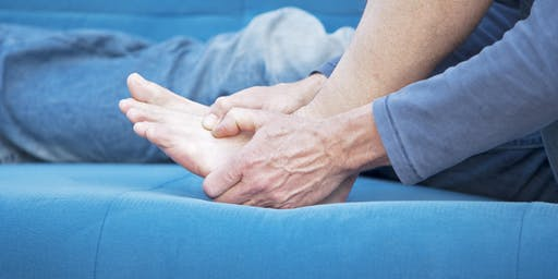 """""""Your Aching Feet (and Ankles)"""": A free program with Dr. Helena Meyer"""