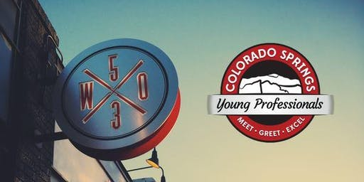 Young Professionals Social/Happy Hour at 503w!