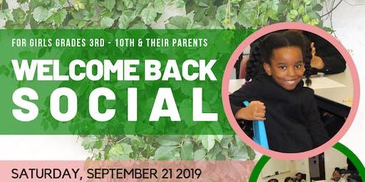 Ivy League Akademy: Welcome Back Social
