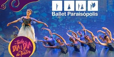 Desconto: Ballet Paraisópolis, no Teatro Dr Botica