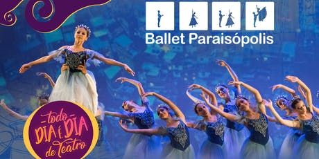 Desconto: Ballet Paraisópolis, no Teatro Dr Botica ingressos