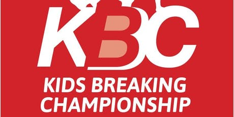 Kids Breaking Championships - International Event tickets