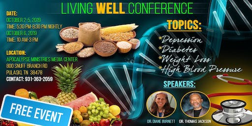 Living Well Conference 2019