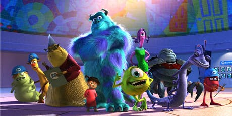 Projector Club Presents: Monsters Inc. tickets