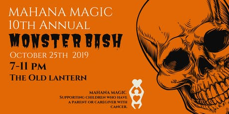 Monster Bash 2019 tickets