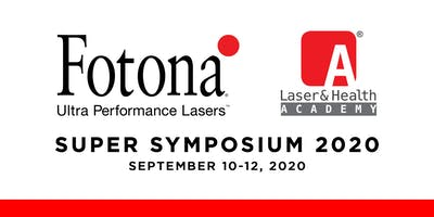 Laser and Health Academy Super Symposium 2020