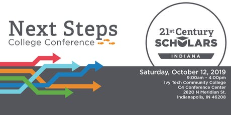 2019 Next Steps Conference tickets