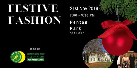 Festive Fashion Extravaganza tickets
